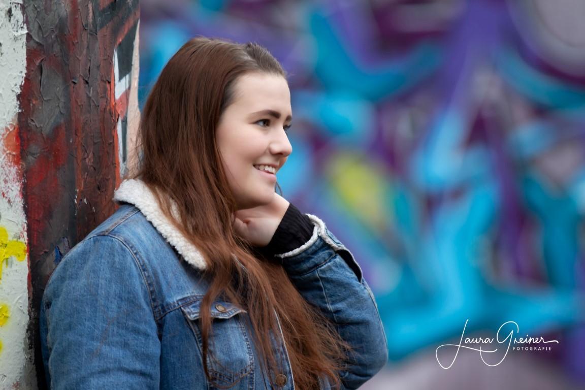 Laura Greiner Graffiti-Shootings Mensch- und Tierfotografie Norddeutschland